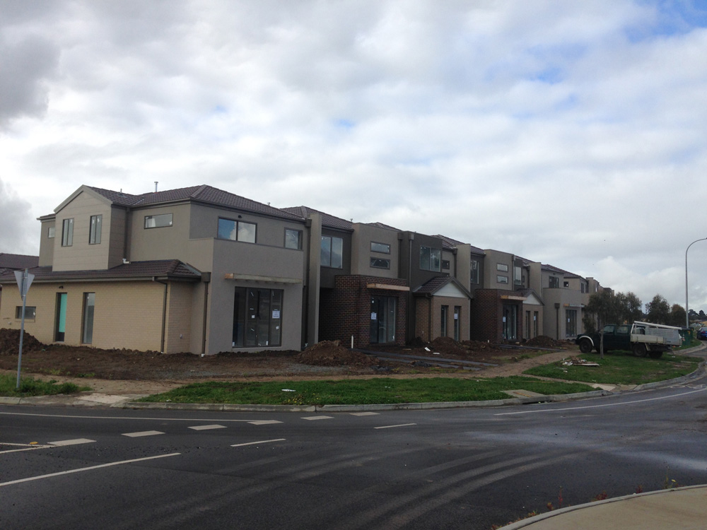 Clyde - Double Storey 12 Units