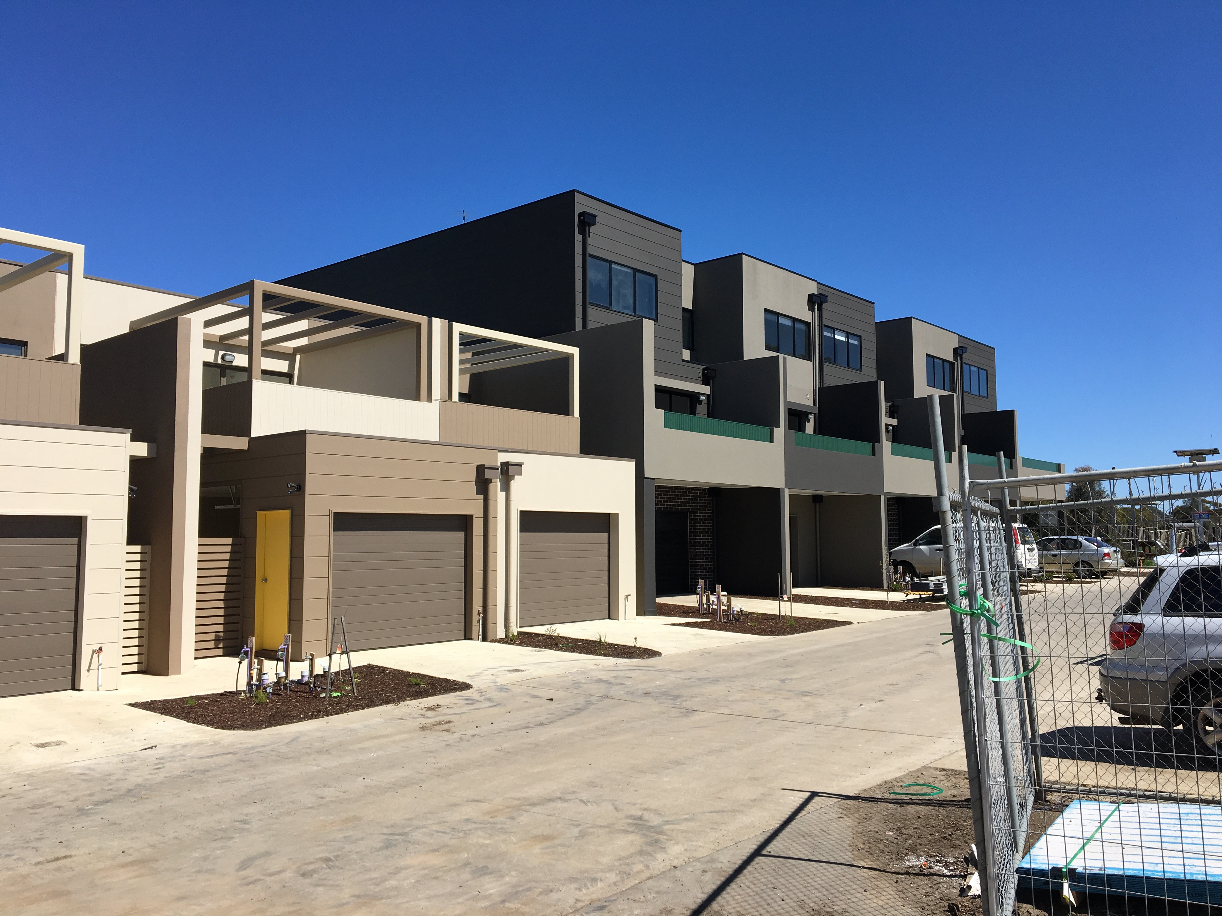 59 units Development - North of Melbourne